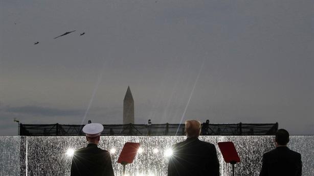 Mỹ phô diễn sức mạnh 'chưa từng có' mừng Quốc khánh
