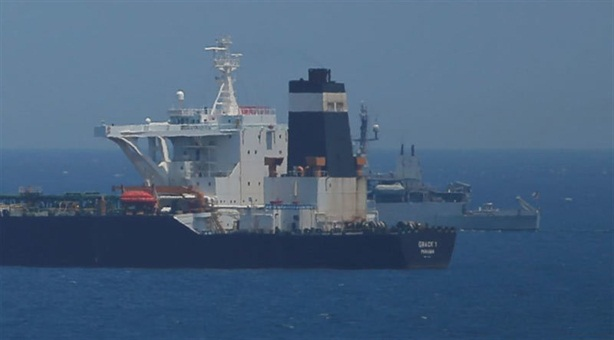 Iran cảnh báo sẽ bắt tàu chở dầu của Anh