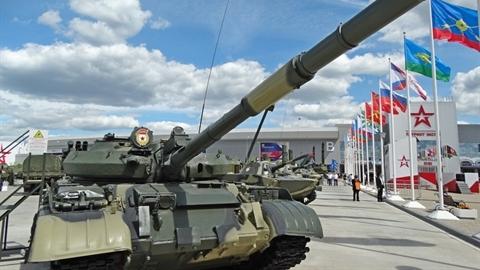 Nga sản xuất pháo, đạn mới cho T-62, tốt cho Việt Nam