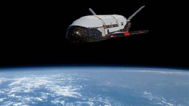 Nhà thiên văn nghiệp dự ghi hình được X-37B trong không gian
