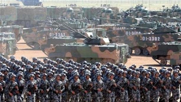 Quân đội Trung Quốc vẫn ở 'ao làng'?
