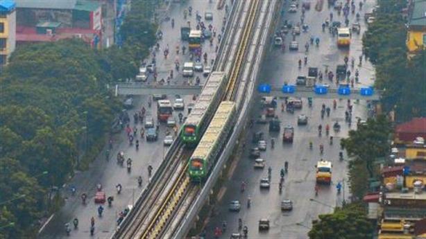 Phủ nhận đường sắt Cát Linh chậm tiến độ do Bộ GTVT