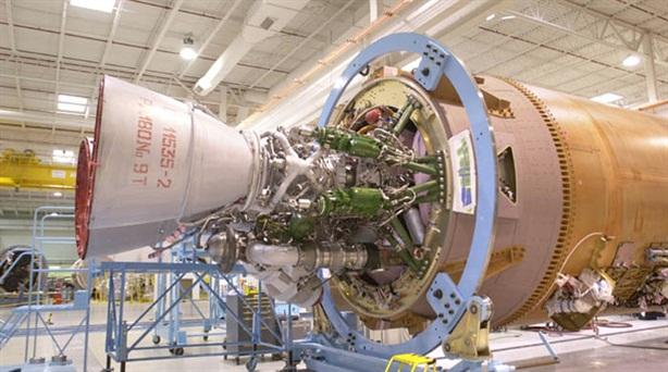Mỹ nhập thêm động cơ tên lửa RD-180