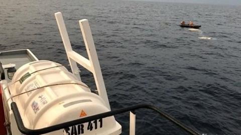 Tàu Tân Cảng 63 tìm 9 ngư dân hiện đại ra sao?