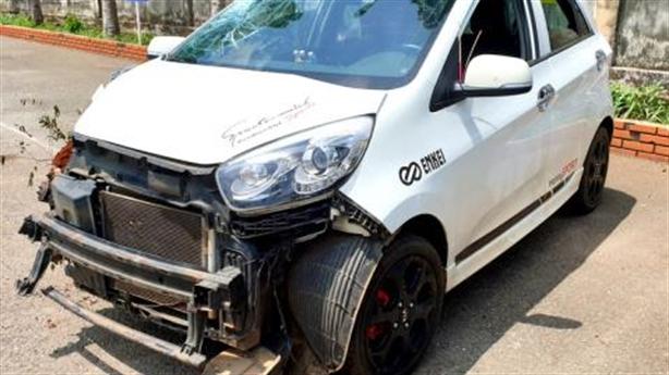 Thiếu tá CSGT gây tai nạn chết người, lái xe bỏ chạy