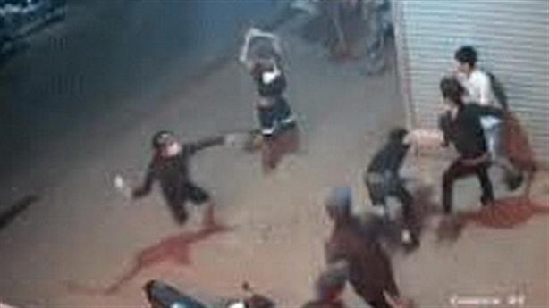 Bốn người TQ nghi chém chết đồng hương: Có quen biết nhau