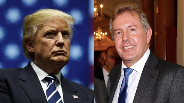 Ông Trump không quan tâm lời nói xấu của Đại sứ Anh