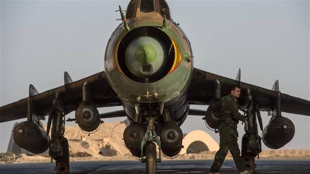 Không quân Syria đã cạn kiệt chiến đấu cơ?