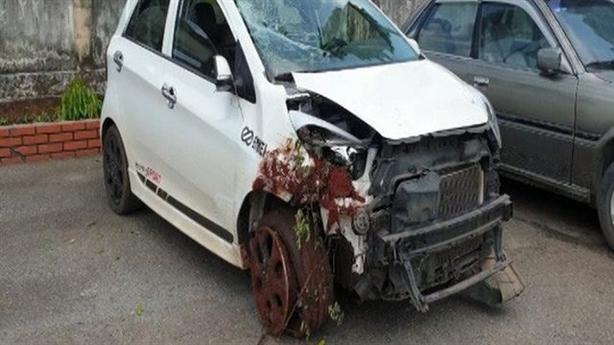 CSGT nghi tông chết người rồi bỏ chạy: 'Tưởng bị nhẹ'