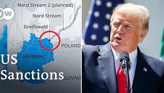 Mỹ trừng phạt Nord Stream-2: Thọc gậy bánh xe bị vô hiệu