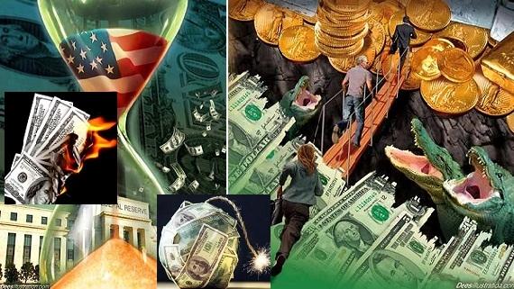 Ôm nợ 22 ngàn tỷ, Mỹ sẽ 'khó thở' vào tháng 9?