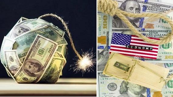 Tháng 9 đen tối: Khả năng Mỹ vỡ nợ là rất cao