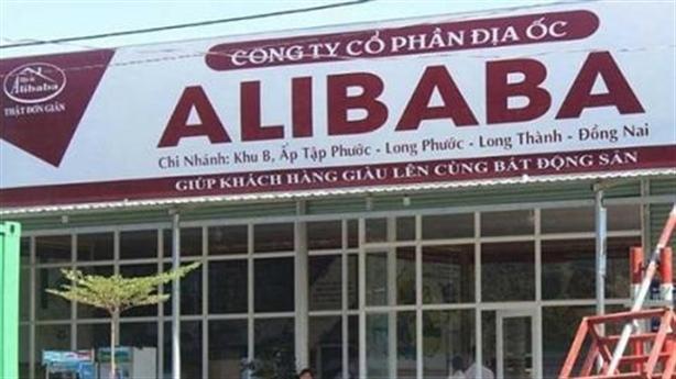 Bộ Công an vào cuộc vụ Alibaba bán dự án ma