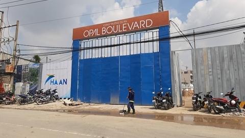 Nộp 200 triệu để dự…'khảo sát thị trường' dự án Opal Boulevard