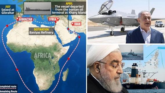 Trung Đông: Vịnh Persian, eo Hormuz không phải là chiến trường chính?