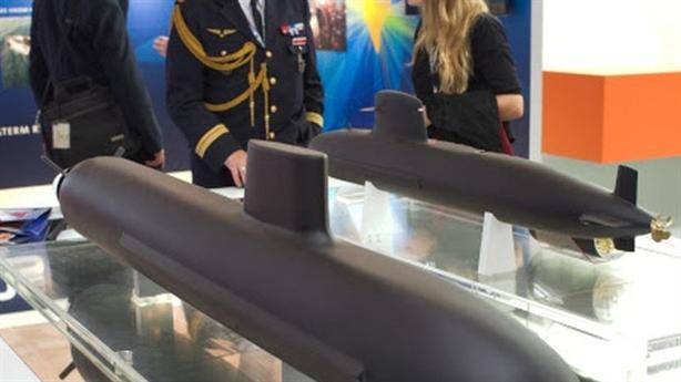 Pháp công bố chế tạo tàu ngầm hạt nhân khủng