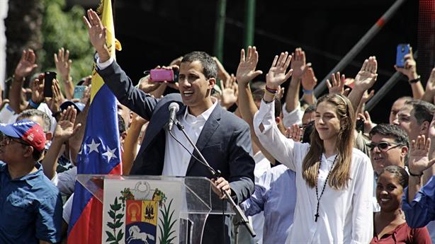 Nga khẳng định Venezuela tự giải quyết bất đồng nội bộ