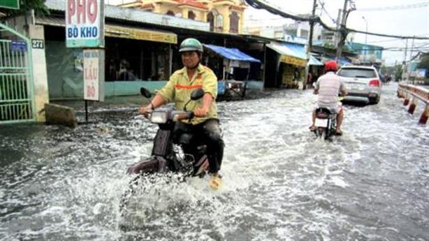 Đề xuất lu nước chống ngập: Ý tưởng tốt...