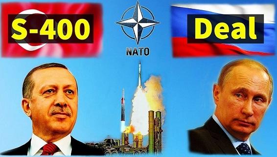 Ba kịch bản Mỹ trừng phạt Thổ Nhĩ Kỳ vì S-400 Triumph