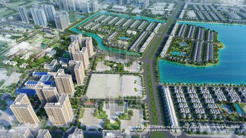 Vinhomes Ocean Park ra mắt'ngọn hải đăng'Sapphire 1