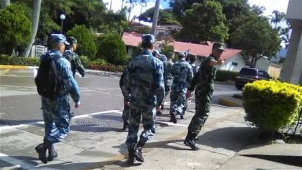Nóng: Đặc nhiệm Trung Quốc lộ diện tại Venezuela?
