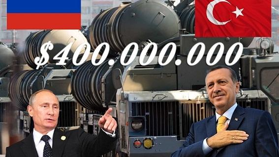 Mỹ-NATO đau đớn: Thổ gọi thỏa thuận S-400 Nga là 'lịch sử'