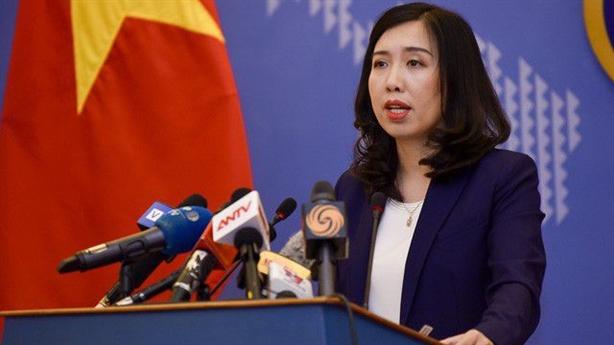 Bảo vệ lợi ích hợp pháp của Việt Nam ở Biển Đông