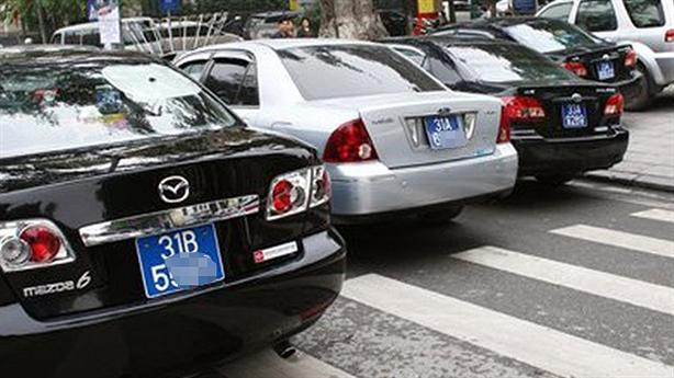 Xe công đưa đón người nhà sẽ bị phạt 20-30 triệu đồng