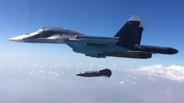 Nga dùng siêu bom trút xuống phiến quân Idlib