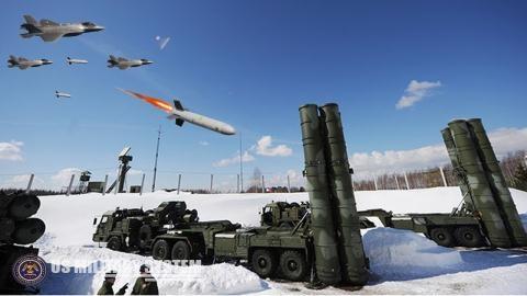 Mỹ-Israel diễn tập tấn công S-400 Thổ Nhĩ Kỳ