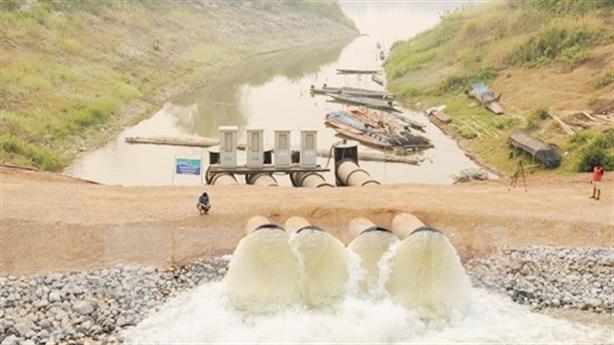 Sông Mekong thiếu nước, Thái Lan trữ nước: Cần lên tiếng...