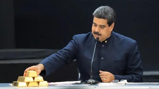Venezuela tích cực bán vàng, hạ thấp dự trữ