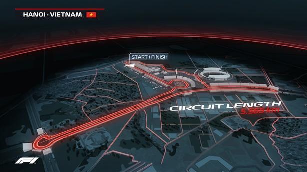 Chính thức mở bán các hạng vé chặng đua F1 Việt Nam