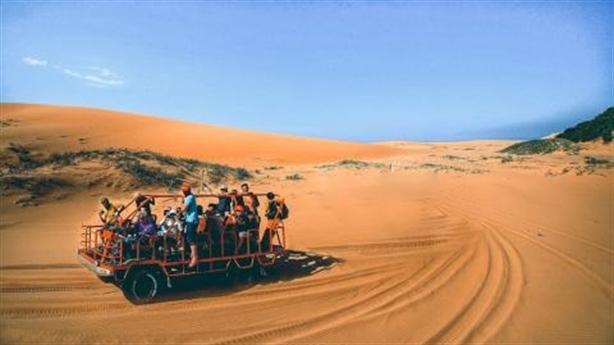 Ninh Thuận – 'Cú móc ngoặc' liên vùng lấy trái tim du khách
