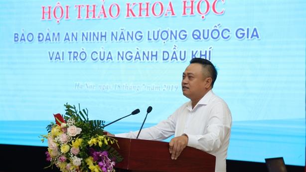 Ông Trương Đình Tuyển: Phải tái cấu trúc ngành dầu khí