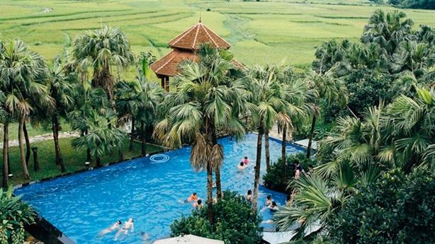 Đi tìm những điểm nghỉ dưỡng lý tưởng quanh Hà Nội