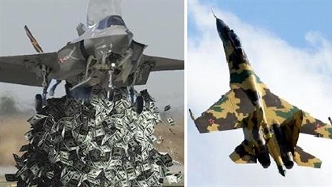 Thổ Nhĩ Kỳ thay thế 'lợn béo' F-35: Chỉ Su-35 là đủ