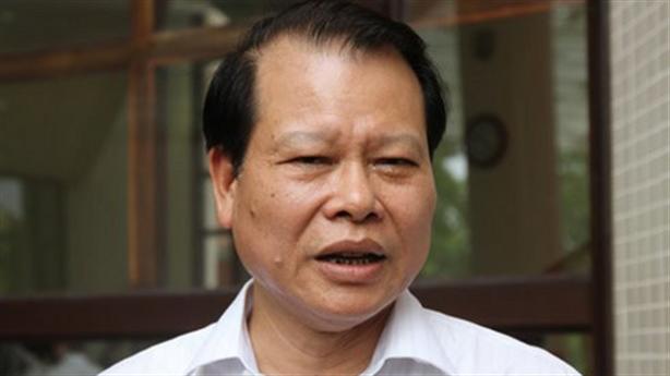 Bộ Chính trị kỷ luật cảnh cáo ông Vũ Văn Ninh