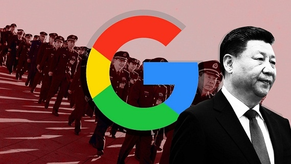 Bị Trump đánh quá mạnh, Google phá sản 'Đường về Trung Quốc'