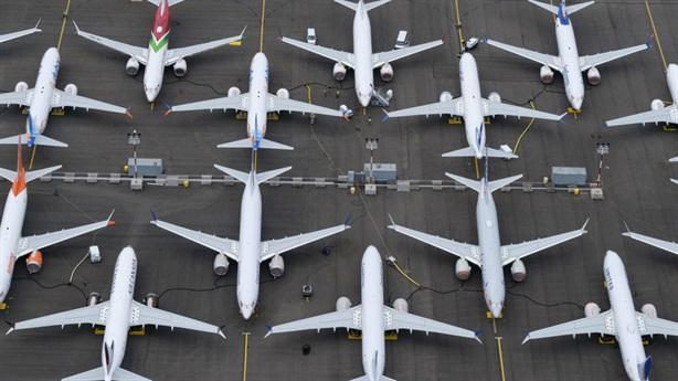 Boeing công bố thiệt hại liên quan tới 737 MAX