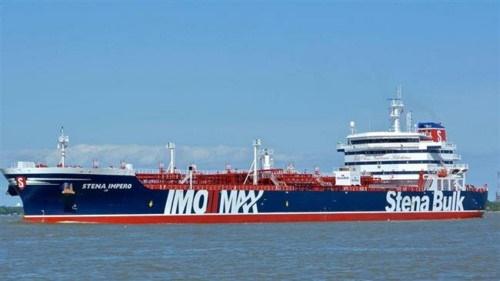 Vụ Iran bắt tàu Anh: Mọi con đường đều dẫn tới Nga?