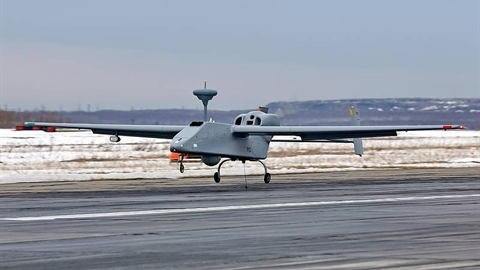 Israel có thể vô hiệu hóa máy bay không người lái Nga
