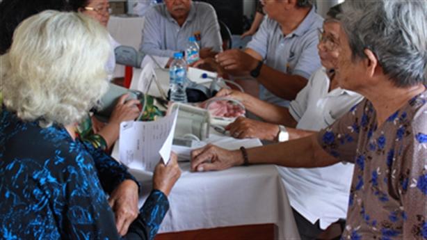 Năm 2038, Việt Nam bước vào giai đoạn dân số rất già