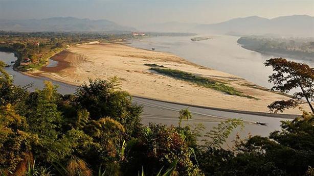 Nước sông Mekong thêm cạn, Thái Lan muốn Lào ngừng xây đập