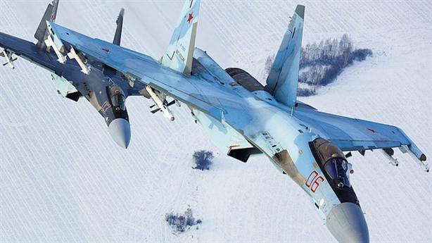 Chuyên gia Nga: Tiêm kích F-22 dễ bị Su-35 vô hiệu