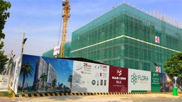 Sắc xám từ báo cáo tài chính của Nam Long Group?