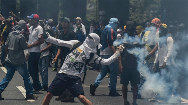 Biến động Venezuela: Guaido lại muốn nước ngoài viện trợ quân sự