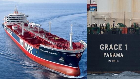 Phân định đúng-sai trong cuộc chiến tàu chở dầu Anh-Iran