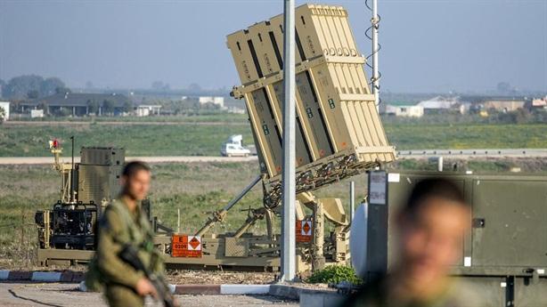Israel thử gấp hệ thống Mật mã đỏ