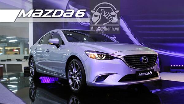 Thaco ưu đãi lớn cho khách hàng mua Mazda trong tháng 7